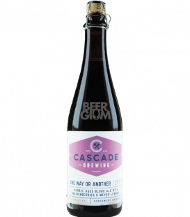 Cascade / Bruery One Way or Another 50cl