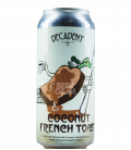 Decadent Ales Coconut French Toast CANS 47cl