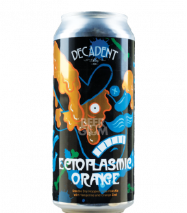 Decadent Ales Ectoplasmic Orange CANS 47cl