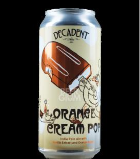 Decadent Ales Orange Cream Pop CANS 47cl