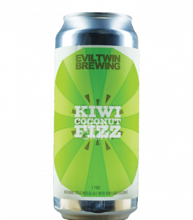 Evil Twin Kiwi Coconut Fizz CANS 47cl