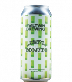 Evil Twin The Art of Mixing A Beer Mojito CANS 47cl