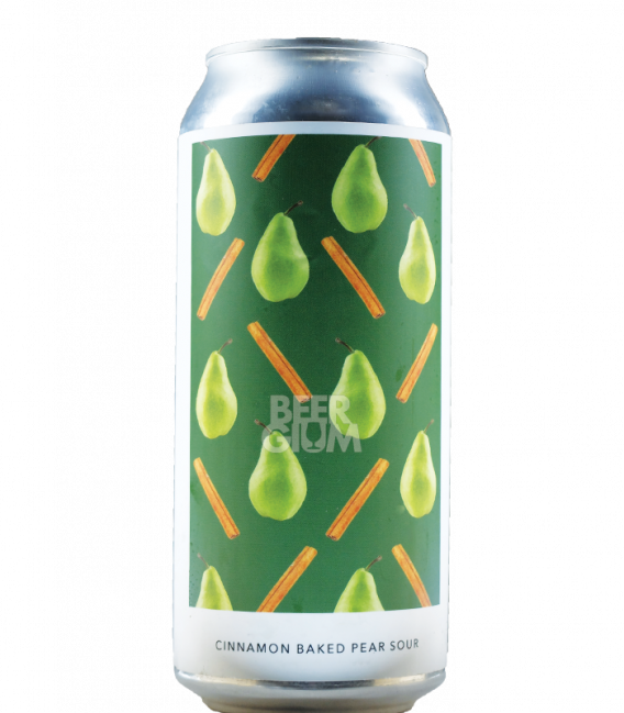 Evil Twin NYC Cinnamon Baked Pear Sour CANS 47cl