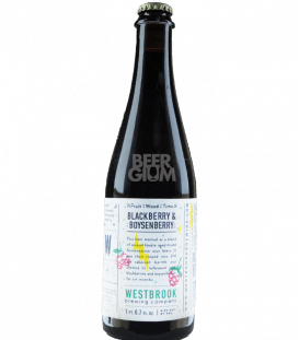 Westbrook Fruit-Wood-Time Blackberry Boysenberry 50cl