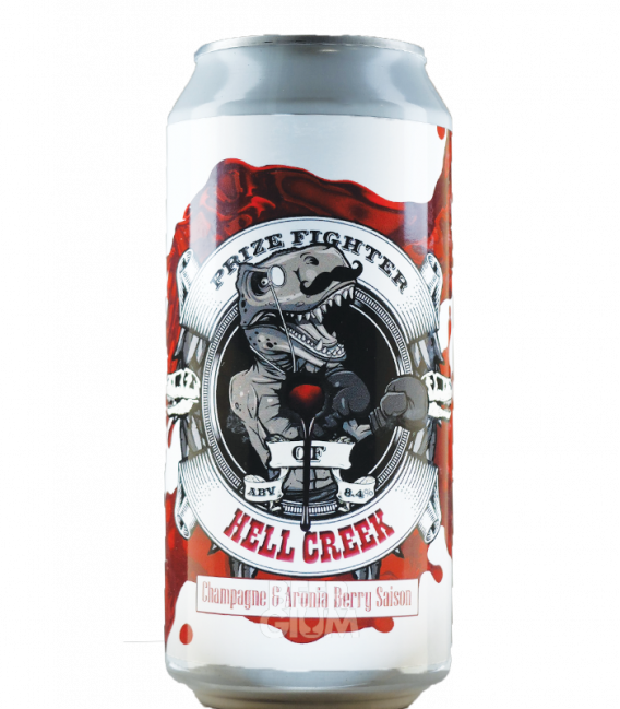 Staggeringly Good Prize Fighter of Hell Creek CANS 44cl
