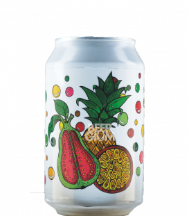 Fermenterarna Yummy Bubbles CANS 33cl