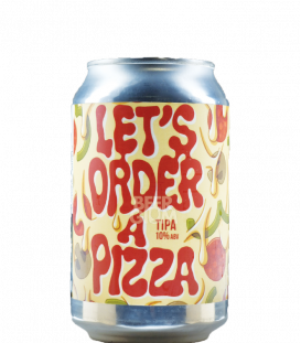 Sudden Death Let's Order a Pizza CANS 33cl