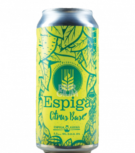Espiga Citrus Base DDH IPA CANS 44cl