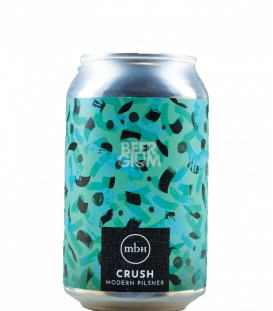 Mobberley Crush CANS 33cl - BBF 07-10-2020