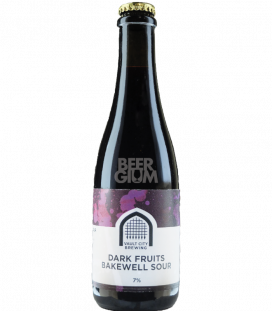 Vault City Dark Fruit Bakewell Sour 37cl