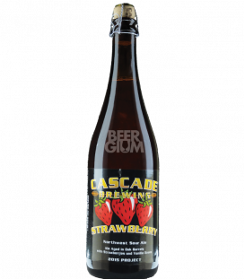 Cascade Strawberry 2015 75cl