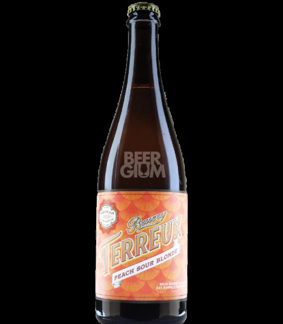 Bruery Terreux Peach Sour Blonde 75cl