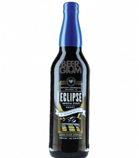 Fifty Fifty Eclipse 2016 Apple Brandy 65cl