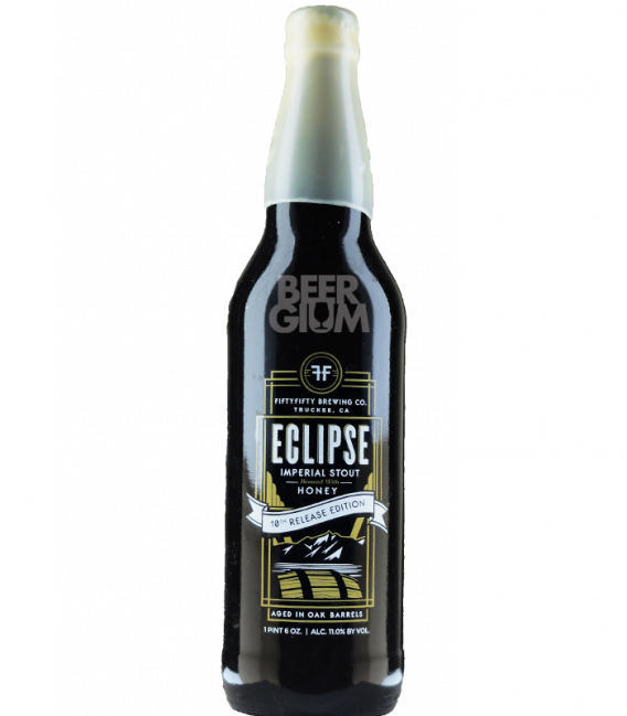 FiftyFifty Eclipse 2016 - Maple 65cl