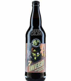 Black Market 7th Anniversary BA Blended Stout 65cl