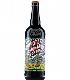 Pipeworks Chipotle Smoked Porter 65cl