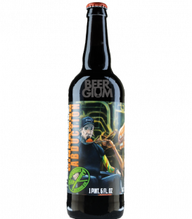Pipeworks Cinnamon Abduction 65cl