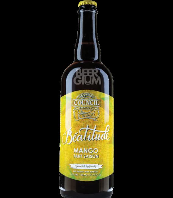 Council Béatitude: Mango Tart Saison 75cl