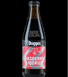 Dugges Six Ways Raspberry Liquorice 33cl