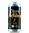 Local Craft Beer / Beer Thug Life Cheers MothaFuckas 2 CANS 47cl