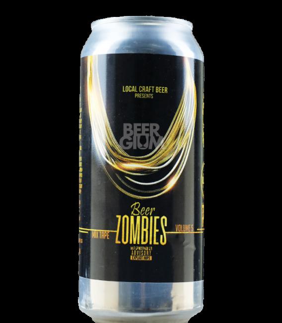 Local Craft Beer / Beer Zombies Mixtape VOL 5 CANS 47cl