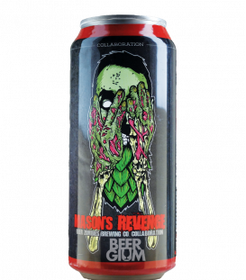 Mason / Beer Zombies Mason's Revenge CANS 47cl