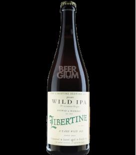 Libertine Wild IPA 75cl