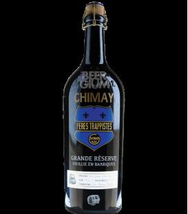 Chimay Grande Réserve Rum Barrel Aged 2017-1 75cl