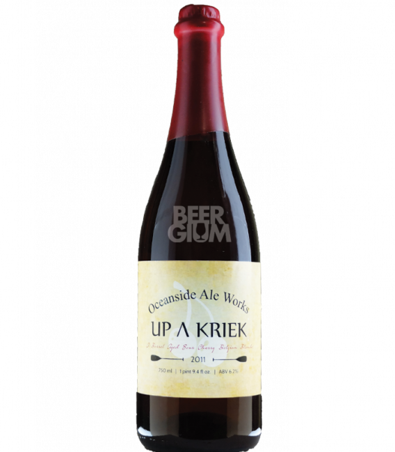 Oceanside Ale Works Up A Kriek 75cl