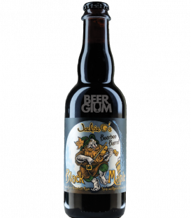 Jackie O's Bourbon Barrel Black Maple 37cl