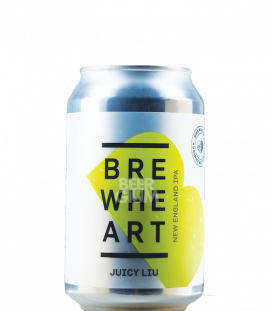 BrewHeart Juicy Liu CANS 33cl