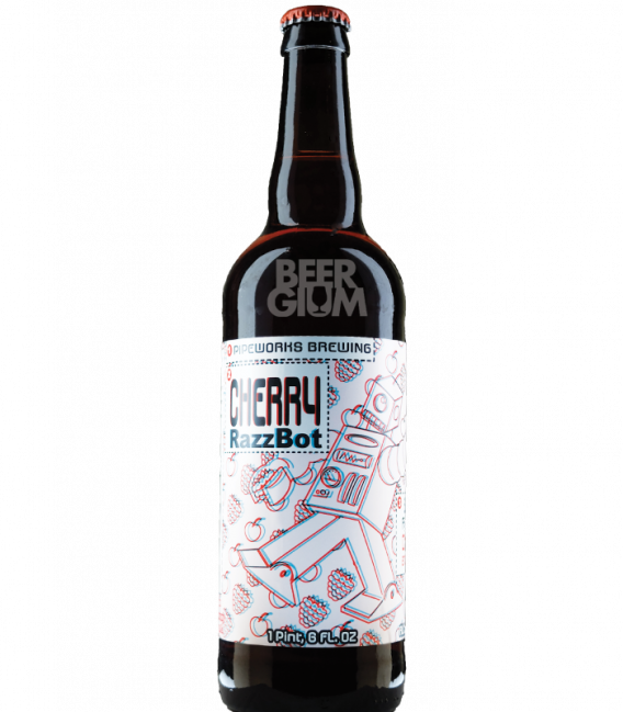 Pipeworks Cherry RazzBot 65cl