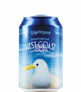 Stigbergets West Coast IPA CANS 33cl