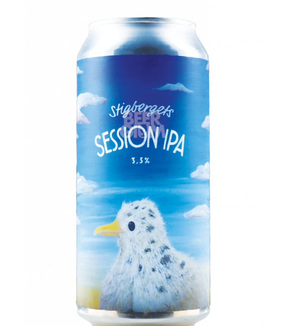 Stigbergets Session IPA CANS 44cl