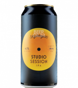 Stigbergets Studio Session CANS 44cl