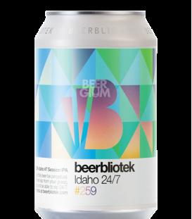 BeerBliotek Idaho 24/7 CANS 33cl - BBF 11-03-2020