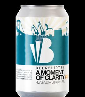 Beerbliotek GBG Beer Week 2017 A Moment of Clarity CANS 33cl