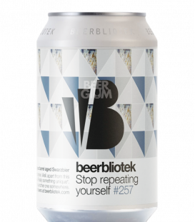 BeerBliotek Stop Repeating Yourself CANS 33cl