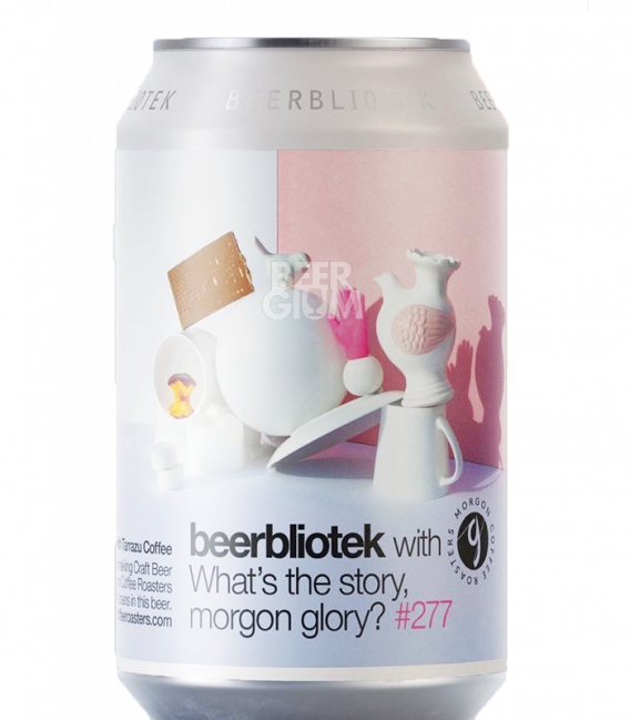 BeerBliotek Whats the Story Morgon Glory CANS 33cl