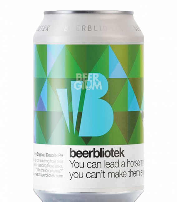 BeerBliotek You Can Lead a Horse to Water CANS 33cl