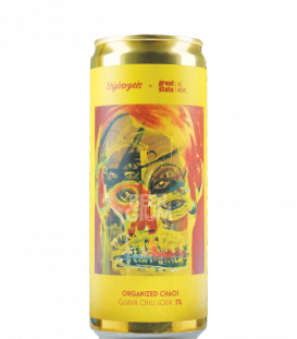 Stigbergets / Great Start Aleworks Organized Chaos CANS 33cl