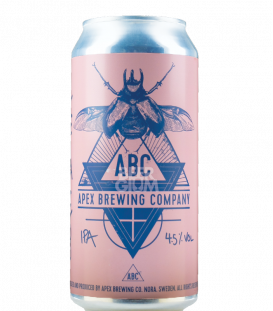Apex Scarab IPA CANS 44cl