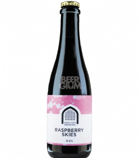 Vault City Raspberry Skies 37cl