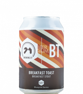 71 Brewing Breakfast Toast CANS 33cl