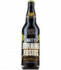 Stone Matt's Burning Rosids Imperial Cherry Wood Smoked Saison 2013 VINTAGE 65cl