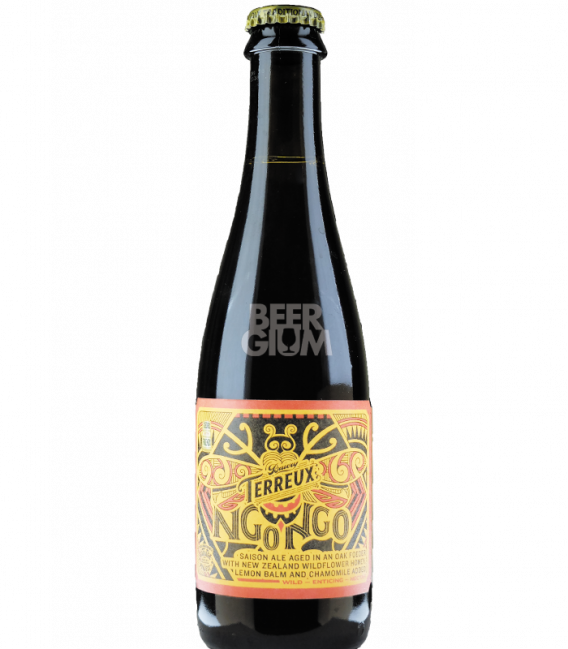 Bruery Terreux / Garage Project Ngongo 37cl