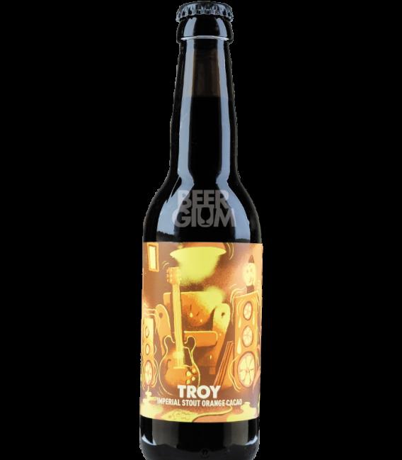 Hoppy Road Troy 33cl