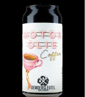 De Moersleutel Motorolie Coffee CANS 44cl