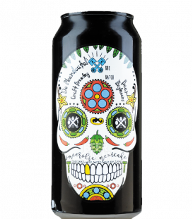 De Moersleutel Smeerolie Mexicake CANS 44cl