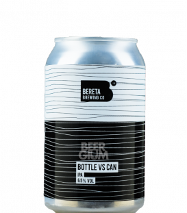 Bereta Bottle VS Can CANS 33cl